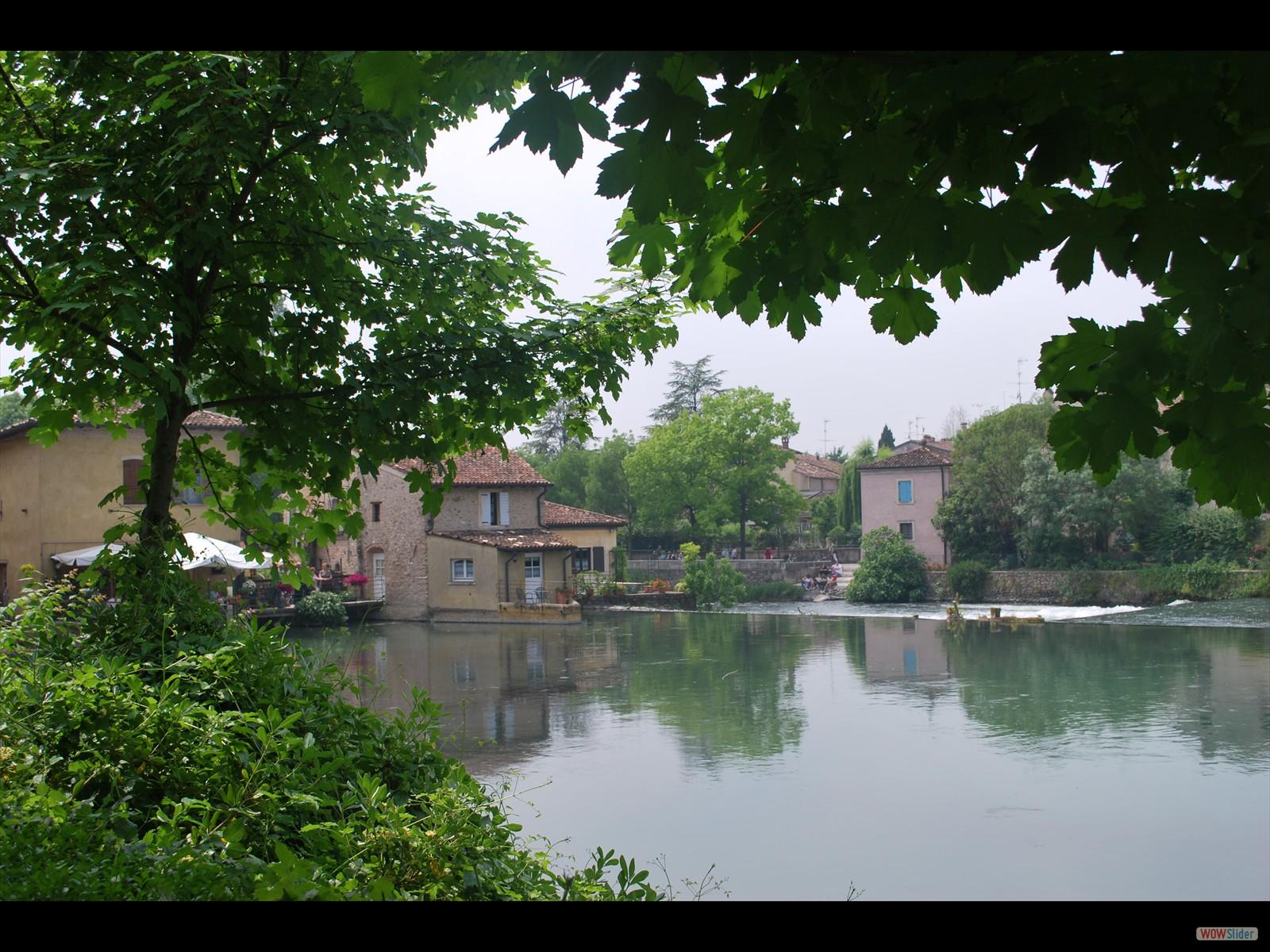 Borghetto, un piccolo magico borgo...